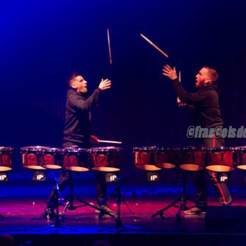 Drum spirit  Kursaal  Oostende #1